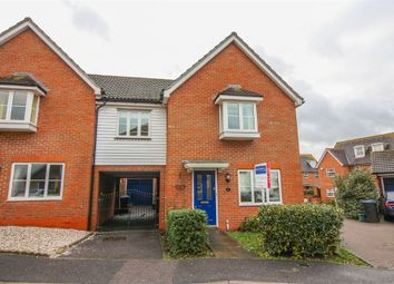 Thumbnail 3 bed link-detached house to rent in Malkin Drive, Church Langley, Harlow, Essex