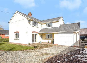 Thumbnail 4 bedroom detached house for sale in Laurel House, Almeley Road, Eardisley, Hereford