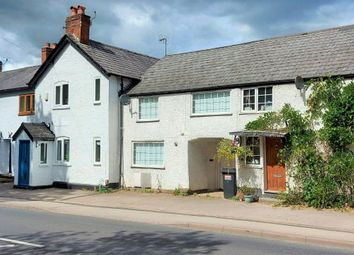 Thumbnail 2 bed terraced house for sale in Chelford Road, Knutsford