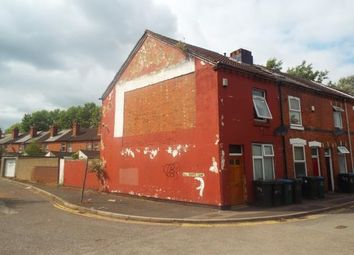 Thumbnail 3 bed end terrace house for sale in Paynes Lane, Hillfields, Coventry, West Midlands