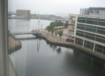 Thumbnail 1 bed flat to rent in Celestia Falcon Drive, Cardiff Bay