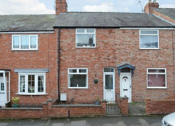 Thumbnail 2 bed terraced house for sale in Carrington Avenue, York