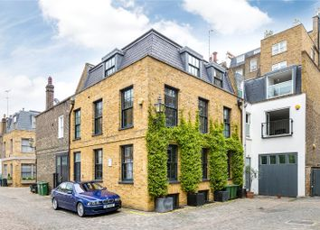 Thumbnail 4 bed mews house to rent in Queen's Gate Place Mews, South Kensington, London
