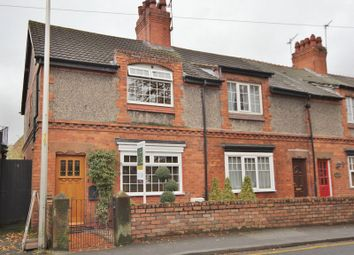 Thumbnail 2 bed terraced house for sale in Gladstone Terrace, Willason, Cheshire