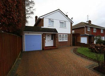 Thumbnail 3 bedroom detached house for sale in Antrim Road, Woodley, Reading