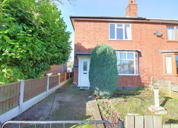 Thumbnail 2 bed semi-detached house for sale in Arthur Street, Draycott, Derby