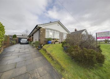 Thumbnail 3 bed detached bungalow for sale in Kingston Crescent, Helmshore, Rossendale