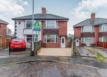 Thumbnail 2 bed semi-detached house to rent in Springfield Crescent, Stoke-On-Trent