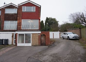 Thumbnail 4 bedroom town house for sale in Nash Square, Perry Barr, Birmingham