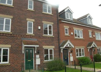 Thumbnail 3 bed terraced house to rent in Bramley Way, Misterton, Doncaster