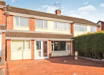 Thumbnail 4 bedroom semi-detached house for sale in Cavendish Drive, Kidderminster