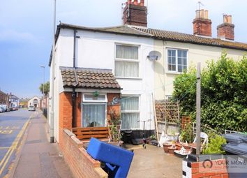 Thumbnail 2 bed terraced house for sale in Queens Place Mill Road, Great Yarmouth