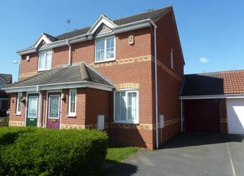 Thumbnail 2 bed semi-detached house to rent in Fern Grove, Bedworth