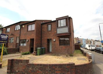 Thumbnail 3 bed terraced house to rent in Bloomfield Road, London