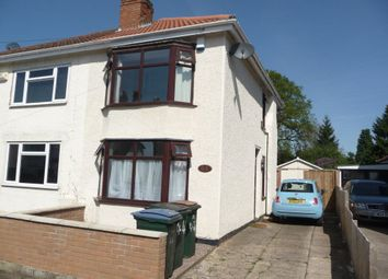 Thumbnail 3 bed semi-detached house to rent in Lime Tree Avenue, Tile Hill