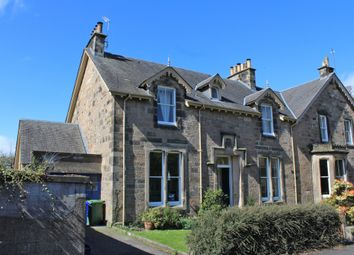 Thumbnail 4 bed semi-detached house for sale in Clarendon Place, Stirling