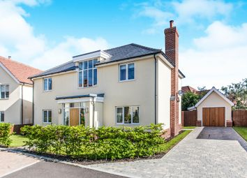 Thumbnail 4 bed detached house for sale in Bluegates Place, Nayland Road, Colchester