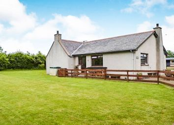 Thumbnail 5 bedroom detached bungalow for sale in Cuminestown, Turriff
