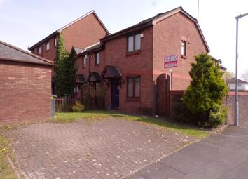 Thumbnail 2 bedroom end terrace house for sale in Thornaby Court, Craiglee Drive, Cardiff, Caerdydd