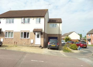 Thumbnail 4 bedroom semi-detached house to rent in Casey Close, Swallow Park, Gloucester