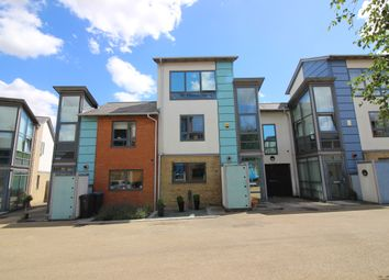 Thumbnail 4 bed town house for sale in Ramblers Lane, Newhall, Harlow