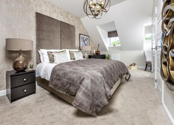 """Thumbnail 3 bed semi-detached house for sale in """"Abingdon"""" at Cricket Field Grove, Crowthorne"""