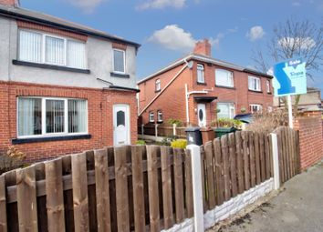Thumbnail 3 bed semi-detached house for sale in Moorland Terrace, Cudworth, Barnsley