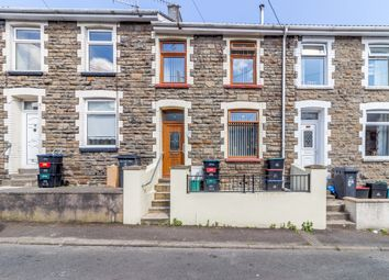 Thumbnail 2 bed terraced house for sale in Lancaster Street, Abertillery, Blaenau Gwent