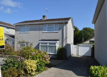 Thumbnail 3 bed detached house for sale in Clos Yr Onnen, Llantwit Major