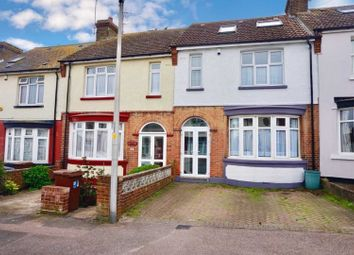 Thumbnail 4 bed terraced house for sale in Second Avenue, Gillingham