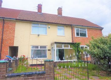 Thumbnail 3 bed terraced house for sale in Catford Green, Liverpool