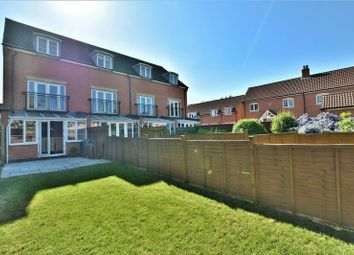 Thumbnail 3 bed end terrace house for sale in Ross Close, Carlton Boulevard, Lincoln