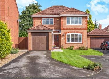 Thumbnail 4 bed detached house for sale in Sedgwick Close, Westhoughton, Bolton, Greater Manchester