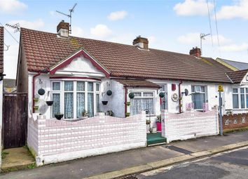 Thumbnail 2 bed semi-detached bungalow for sale in Watling Avenue, Chatham, Kent