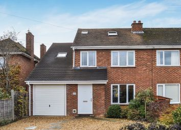 Thumbnail 4 bed semi-detached house for sale in South Avenue, Abingdon