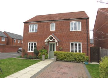 Thumbnail 4 bed detached house for sale in Pease Gardens, Middlesbrough