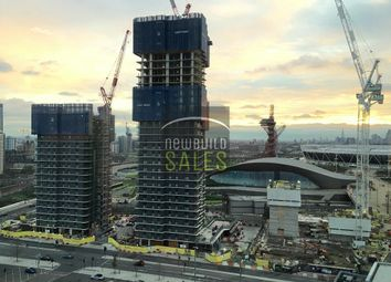 Thumbnail 2 bed flat for sale in Glasshouse Garden, Westfield Avenue, Stratford, London