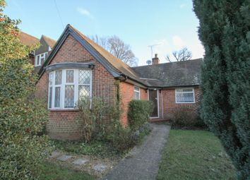 Thumbnail 2 bed detached bungalow to rent in Woodlands Road, Camberley