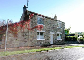 Thumbnail 3 bed detached house for sale in Leazes Lane, Wolsingham, Bishop Auckland