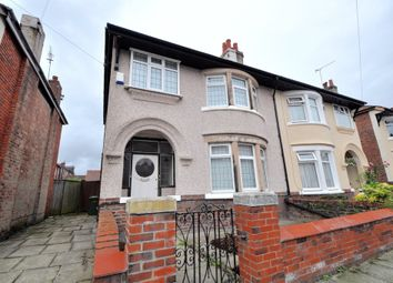 Thumbnail 3 bed semi-detached house to rent in Station Road, Wallasey