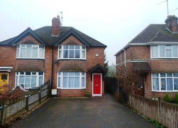 Thumbnail 2 bed semi-detached house to rent in Elgar Road South, Reading