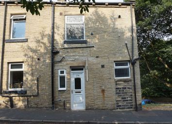 Thumbnail 1 bed terraced house to rent in Fairview Terrace, Halifax
