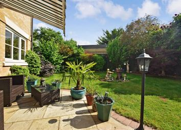 Thumbnail 3 bed detached house for sale in Aldborough Road North, Newbury Park, Ilford, Essex