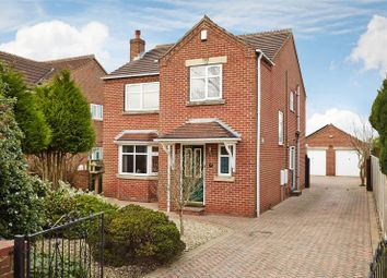 Thumbnail 4 bed detached house for sale in Tranmore Lane, Eggborough, Goole