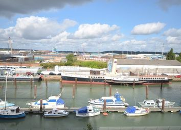 Thumbnail 3 bedroom flat to rent in Peninsula Quay, Pegasus Way, Gillingham