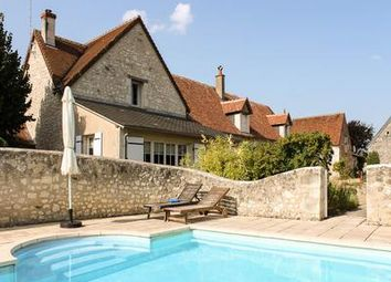 Thumbnail 6 bed property for sale in Bournan, Indre-Et-Loire, France