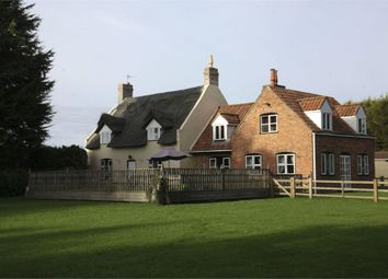 Thumbnail 6 bed detached house for sale in Cuckoo Lane, Pinchbeck, Lincolnshire