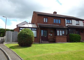 Thumbnail 3 bed semi-detached house for sale in Blackburn Drive, Carlisle, Cumbria