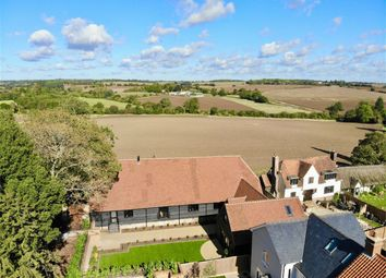 Thumbnail 4 bed mews house for sale in St Marys Mews, Church End, Broxted, Dunmow, Essex