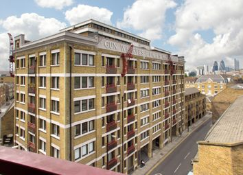 Thumbnail 1 bed flat for sale in Gun Place, 86 Wapping Lane, Wapping